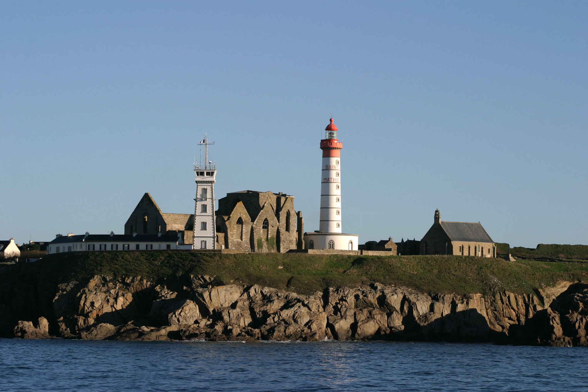 La pointe Saint-Mathieu, un site légendaire !