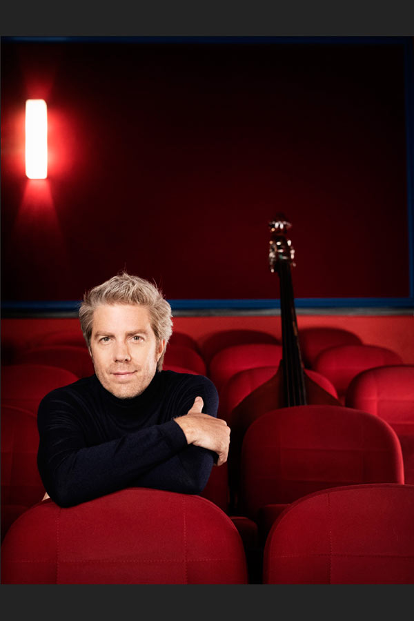 Kyle Eastwood - Cinematic - Report