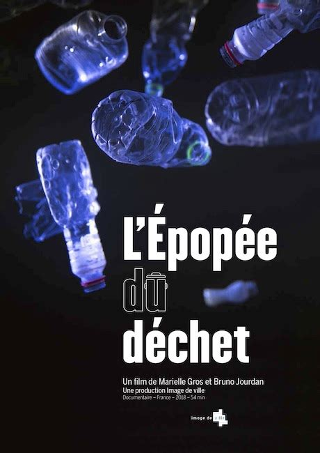 "Projection de ""l'Epopée du déchet""- Ciné Discussion"