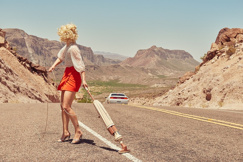 Exposition Sorry, No Vacancy - Kourtney Roy