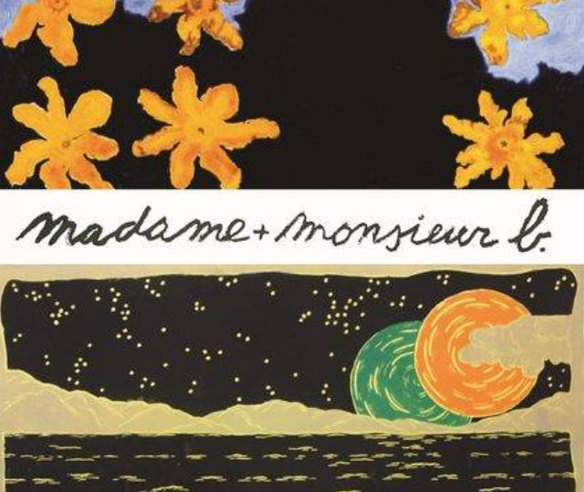 "Exposition ""Madame + Monsieur b."""