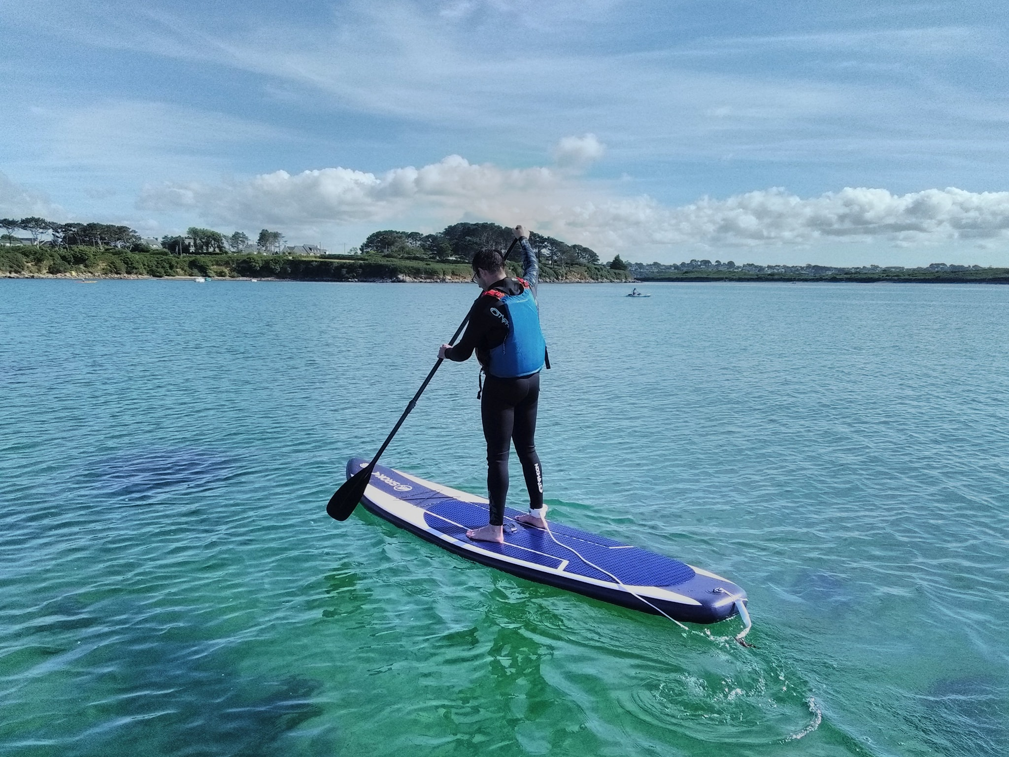 Initiation Stand Up Paddle