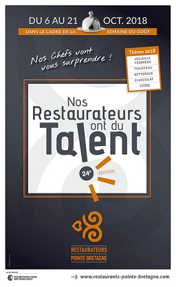 Nos restaurateurs ont du talent !