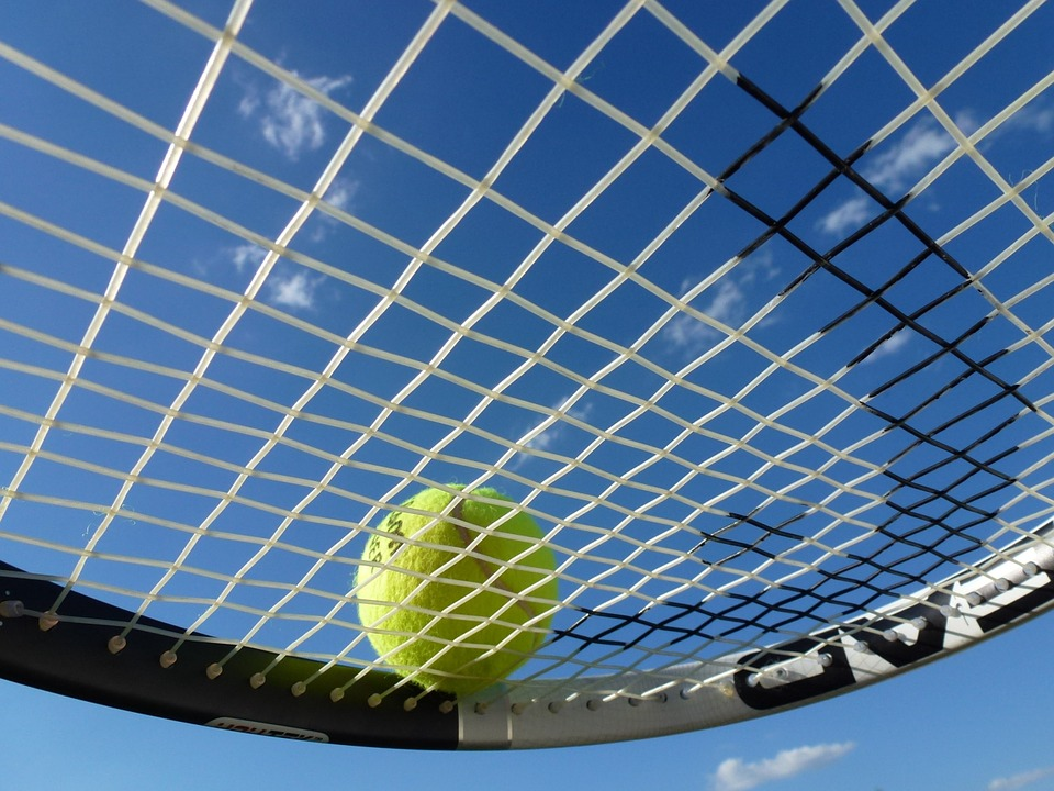 Tournoi interne de tennis