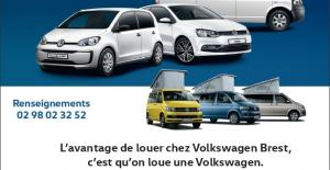 Volkswagen Rent - Garage St Christophe