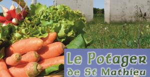 Le potager de Saint Mathieu