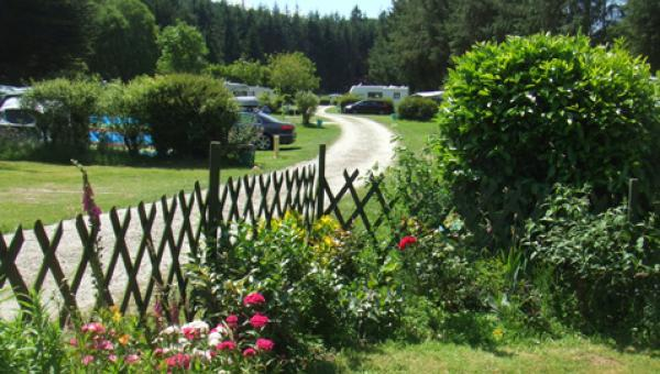Saint-Coulitz - Camping la Pointe