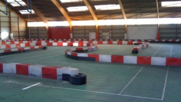 © Karting Brest Indoor